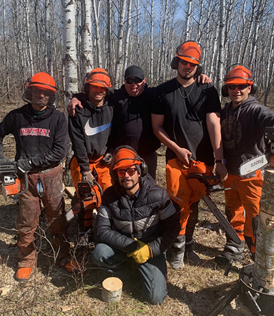 Chainsaw Certification Progarm - May 2021
