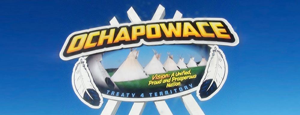 Welcome to Ochapowace